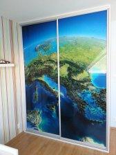 Designové dveře - sklo