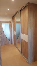 Lamino bardolino přírodní / písková mat / zrcadlo